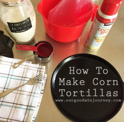How to Make Corn Tortillas with Pictures and Step by Step Guide