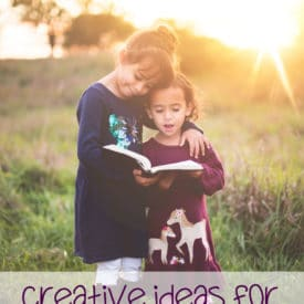 Creative Ideas for Helping Kids Pray
