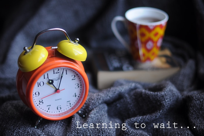 Waiting Patiently - Practical Tips to Help You Learn How to Wait