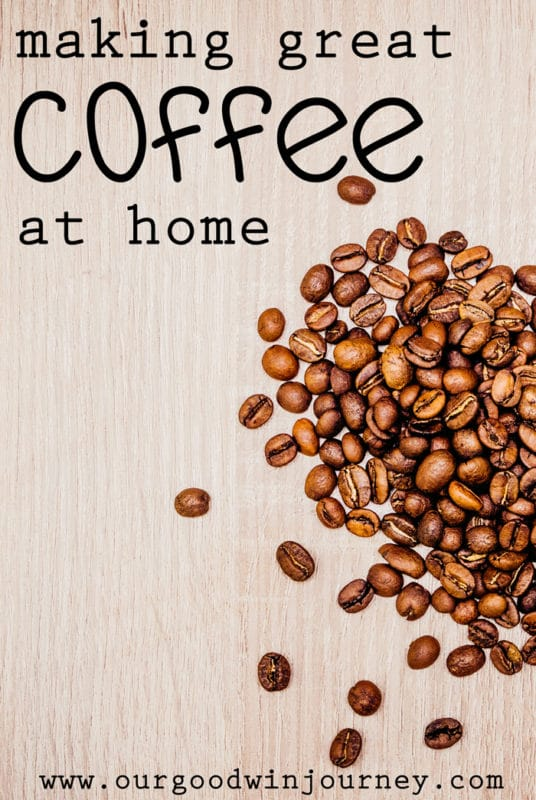 How to make coffee at home with tips and what we use