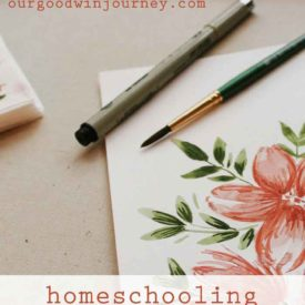 Homeschooling For A Season