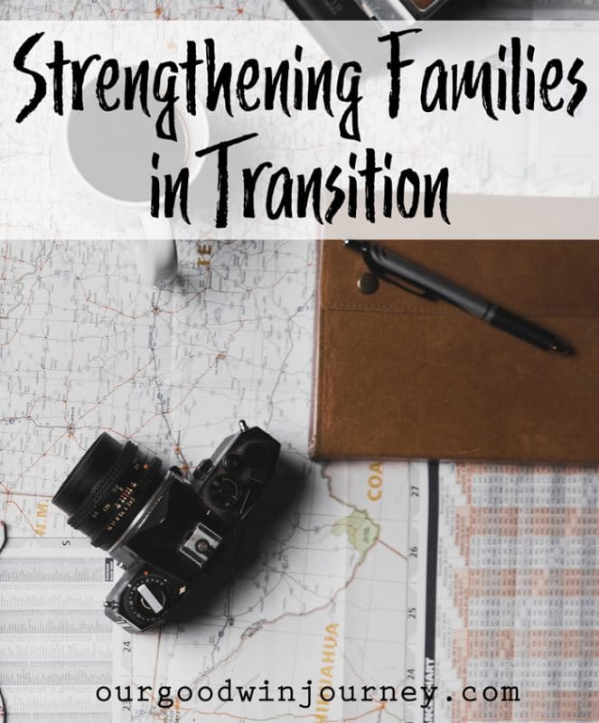 Families in Transition - Strengthening Families in Healthy Ways