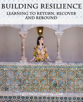 Building Resilience - How to Return, Recover and Rebound