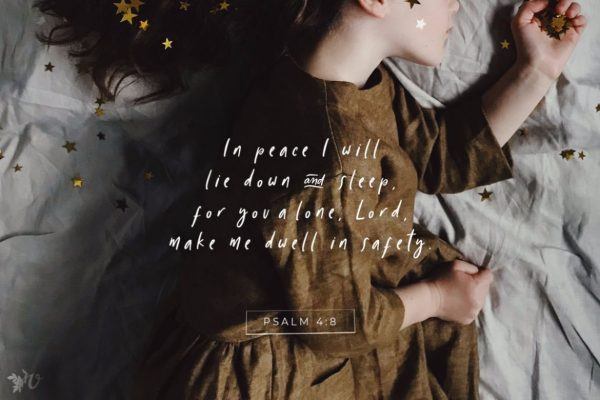 How to Go to Sleep and Sleep in Peace During Difficult Times